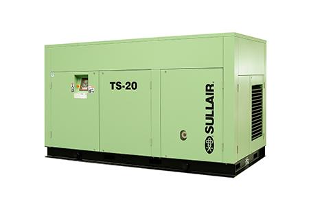 美国寿力TS系列两级螺杆式压缩空压机