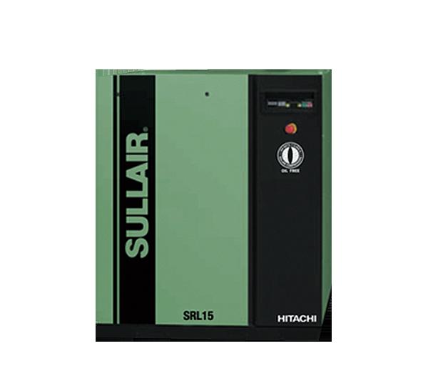 寿力无油涡旋式空压机 SRL(VT) 系列