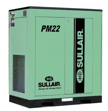 寿力空压机新品 PM22-PM37永磁变频