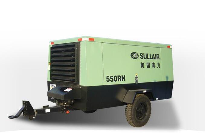 美国寿力柴油机移动式空压机