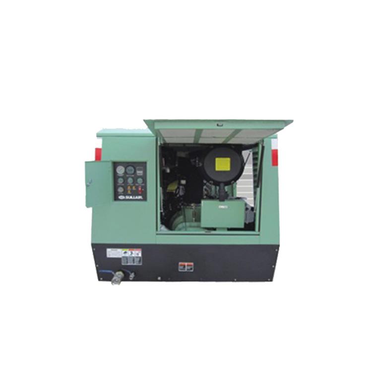 600/655系列柴油机移动式单轴螺杆空压机