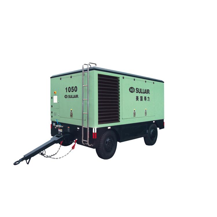 寿力750XH-1050中低压系列柴油机移动式螺杆空压机