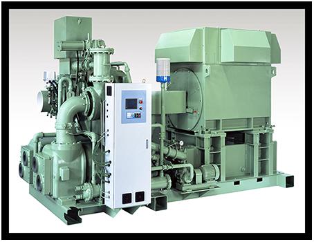 寿力离心式空压机空气压缩机TRX系列
